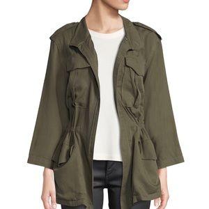 DL1961 Jackets & Coats - DL1961 Beekman Zip Front Utility Jacket